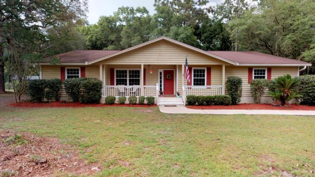 4204 Honeysuckle Cir, Middleburg, FL 32068 (MLS #993523) :: Memory Hopkins Real Estate
