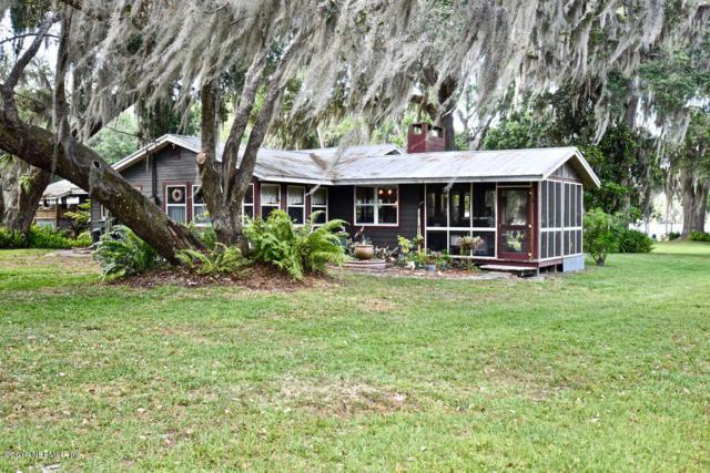 132 Drayton Island Rd, Georgetown, FL 32139 (MLS #993781) :: Berkshire Hathaway HomeServices Chaplin Williams Realty