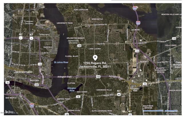 1755 Rogero Rd, Jacksonville, FL 32211 (MLS #993951) :: Florida Homes Realty & Mortgage