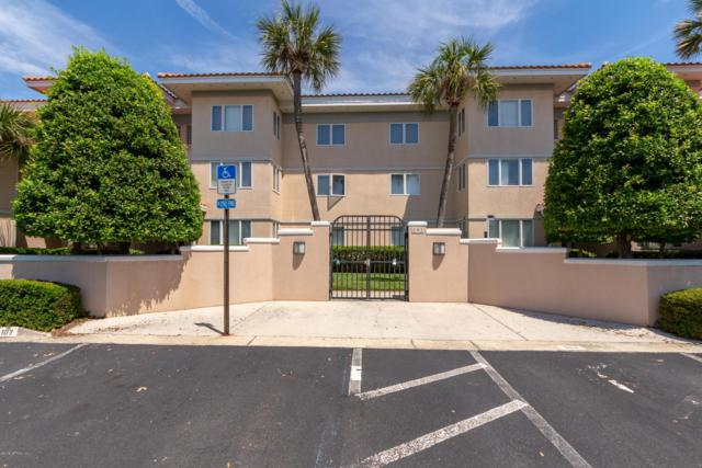 201 10TH Ave N #108, Jacksonville Beach, FL 32250 (MLS #994027) :: Noah Bailey Real Estate Group