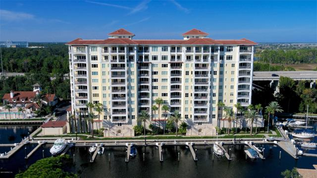 B42 Boat Slip Marina San Pablo, Jacksonville, FL 32224 (MLS #994117) :: The Hanley Home Team