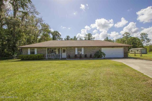 1705 Lightsey Rd, St Augustine, FL 32084 (MLS #994211) :: Memory Hopkins Real Estate