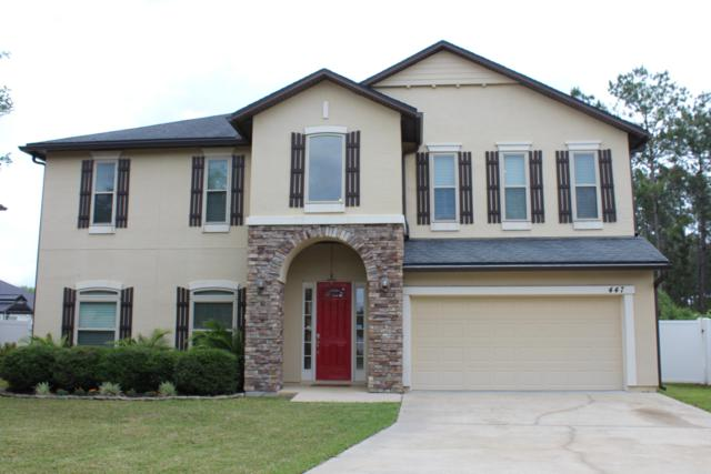 447 Hearthside Ct, Orange Park, FL 32065 (MLS #994266) :: Florida Homes Realty & Mortgage