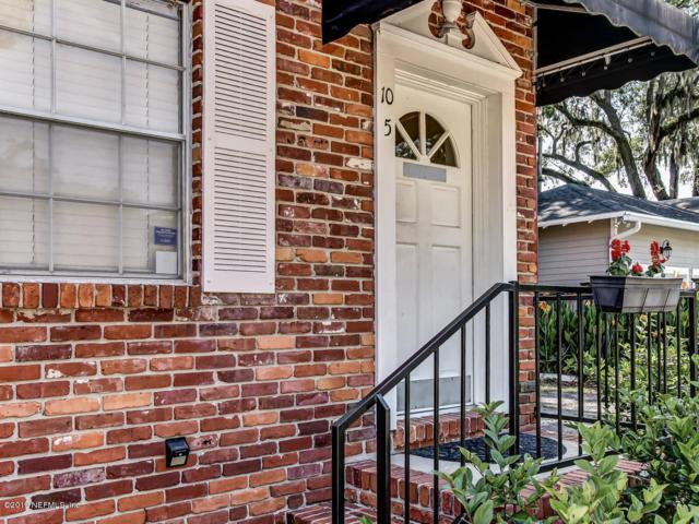 1846 Mallory St #10, Jacksonville, FL 32205 (MLS #994391) :: Florida Homes Realty & Mortgage