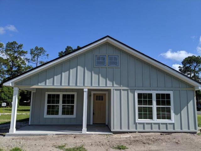 123 W Shuey Ave, Macclenny, FL 32063 (MLS #994550) :: Memory Hopkins Real Estate