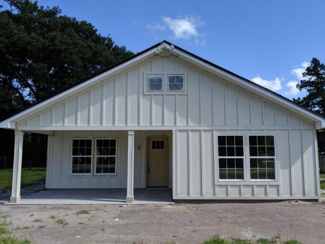 139 W Shuey Ave, Macclenny, FL 32063 (MLS #994553) :: Memory Hopkins Real Estate