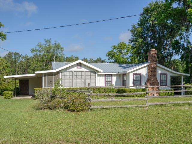 14534 Co Rd 121, Bryceville, FL 32009 (MLS #994600) :: The Hanley Home Team