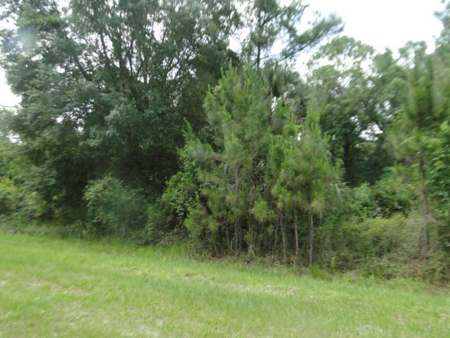 422 Birch Blvd, Georgetown, FL 32139 (MLS #994635) :: Memory Hopkins Real Estate
