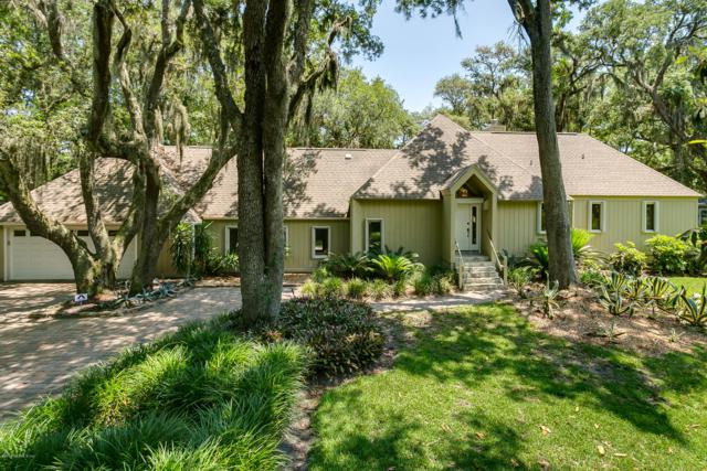 3604 Via Del Mar Rd, Fernandina Beach, FL 32034 (MLS #994675) :: Robert Adams | Round Table Realty