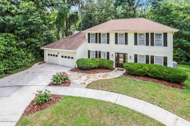 4407 Barrington Oaks Dr, Jacksonville, FL 32257 (MLS #994829) :: The Hanley Home Team