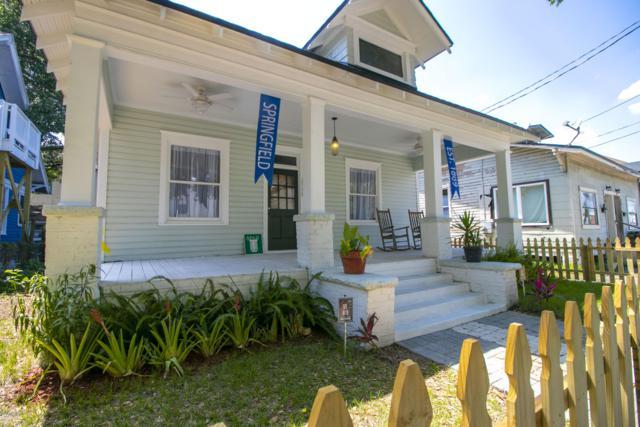 2008 N Liberty St, Jacksonville, FL 32206 (MLS #994923) :: Florida Homes Realty & Mortgage
