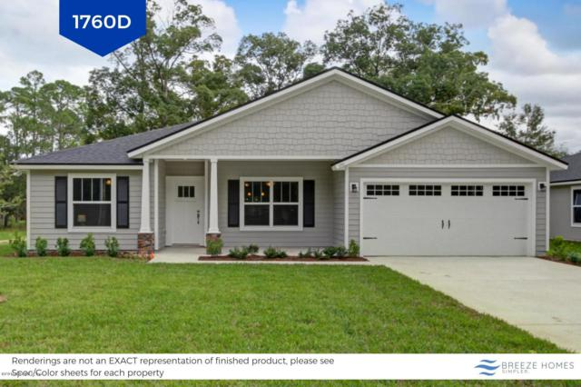 1169 Starratt Rd, Jacksonville, FL 32218 (MLS #995254) :: The Edge Group at Keller Williams