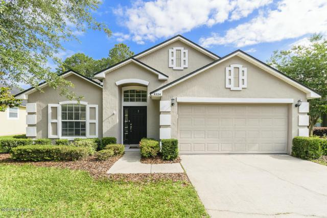 4324 Comanche Trail Blvd, Jacksonville, FL 32259 (MLS #995341) :: Noah Bailey Real Estate Group