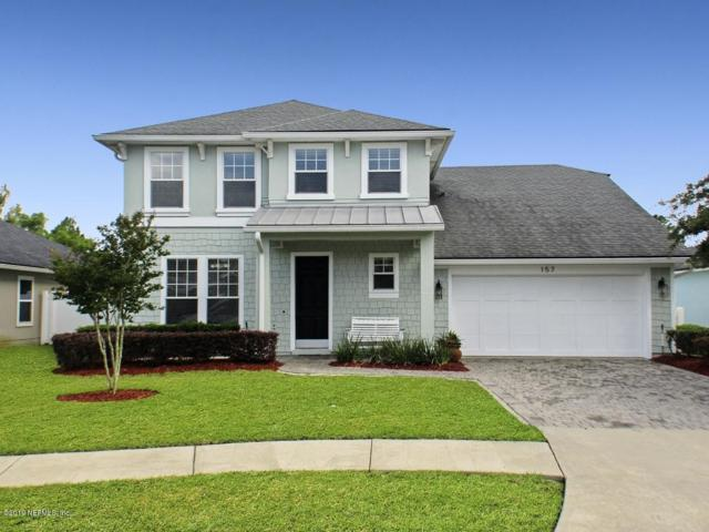157 Summer Point Dr, St Augustine, FL 32086 (MLS #995353) :: Berkshire Hathaway HomeServices Chaplin Williams Realty