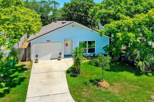 585 7TH Ave S, Jacksonville Beach, FL 32250 (MLS #995378) :: Jacksonville Realty & Financial Services, Inc.