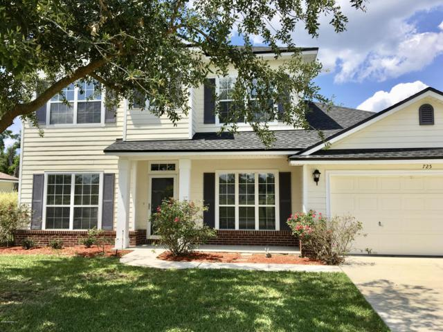 725 Liberty Cir, Macclenny, FL 32063 (MLS #995435) :: Florida Homes Realty & Mortgage
