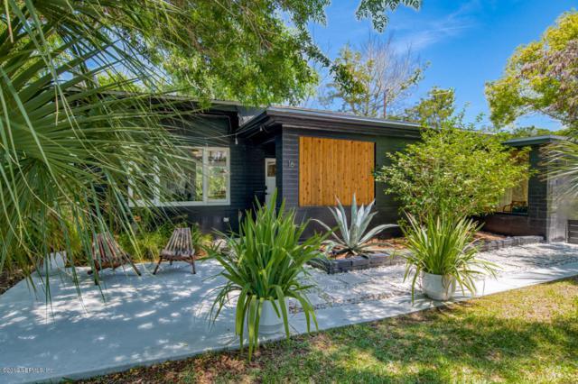 16 D'allyon Ave, St Augustine, FL 32080 (MLS #995457) :: Noah Bailey Real Estate Group