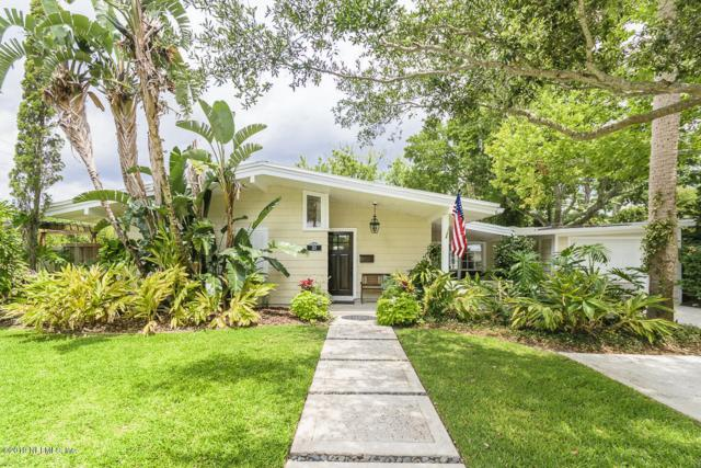 554 Bowles St, Neptune Beach, FL 32266 (MLS #995464) :: Florida Homes Realty & Mortgage