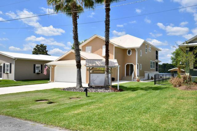 208 Sportsman Dr, Welaka, FL 32193 (MLS #995547) :: The Hanley Home Team