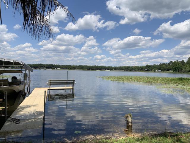 206 Sunnyside Dr, Hawthorne, FL 32640 (MLS #995636) :: Berkshire Hathaway HomeServices Chaplin Williams Realty