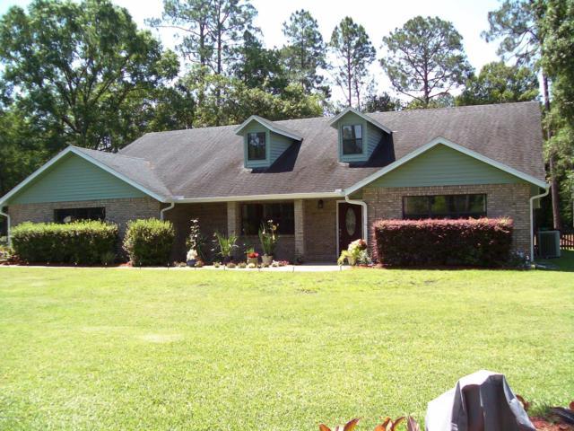 1558 NE 161ST St, Starke, FL 32091 (MLS #995901) :: Ancient City Real Estate