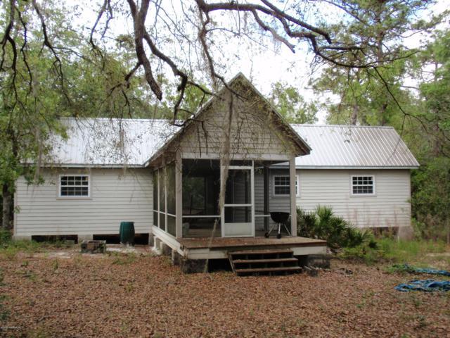375 Buck Springs Rd, Palatka, FL 32177 (MLS #995997) :: Berkshire Hathaway HomeServices Chaplin Williams Realty