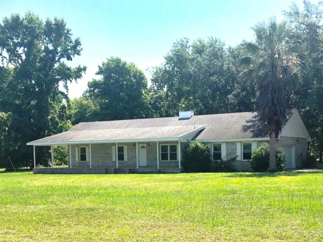 14615 SW 151ST St SW, Brooker, FL 32622 (MLS #996049) :: Berkshire Hathaway HomeServices Chaplin Williams Realty