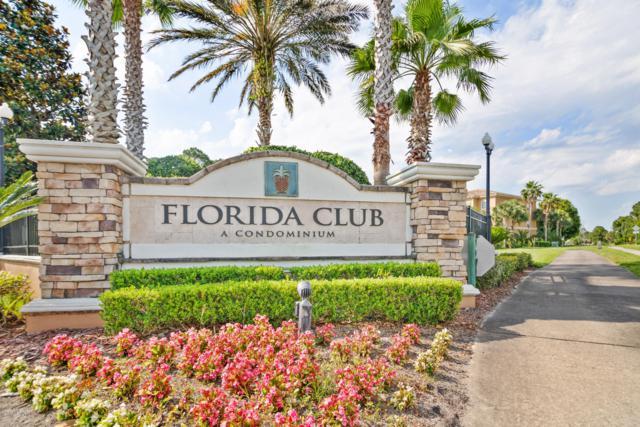 540 Florida Club Blvd #110, St Augustine, FL 32084 (MLS #996116) :: Berkshire Hathaway HomeServices Chaplin Williams Realty