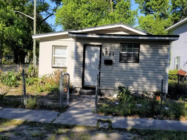 2002 Pullman Ave, Jacksonville, FL 32209 (MLS #996138) :: Sieva Realty