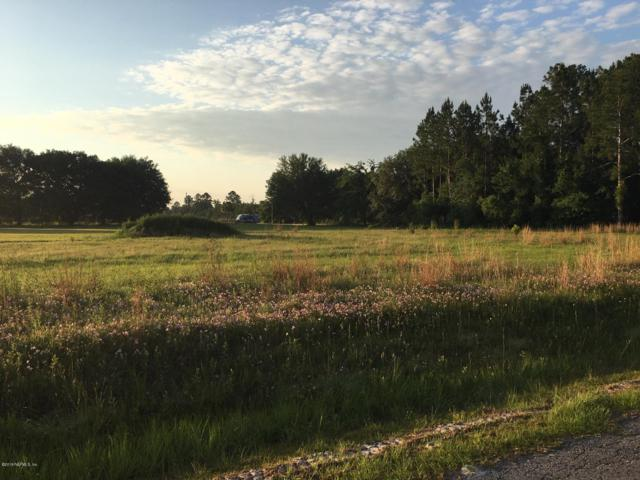 0 SW 146TH Ln, Lake Butler, FL 32054 (MLS #996351) :: Sieva Realty