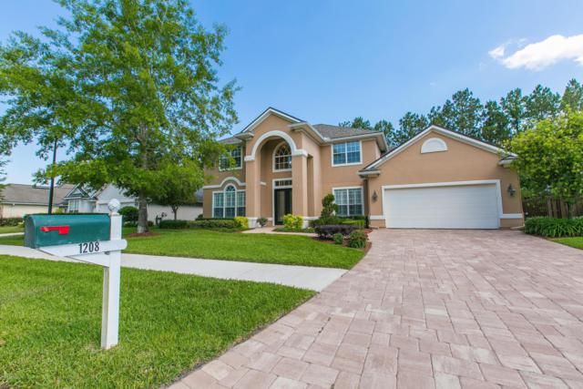 1208 Garrison Dr, St Augustine, FL 32092 (MLS #996388) :: Noah Bailey Real Estate Group