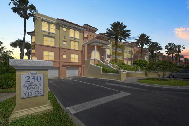 230 N Serenata Dr #733, Ponte Vedra Beach, FL 32082 (MLS #996519) :: eXp Realty LLC | Kathleen Floryan