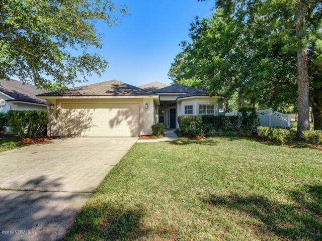 1482 Cotton Clover Dr, Orange Park, FL 32065 (MLS #996634) :: The Hanley Home Team