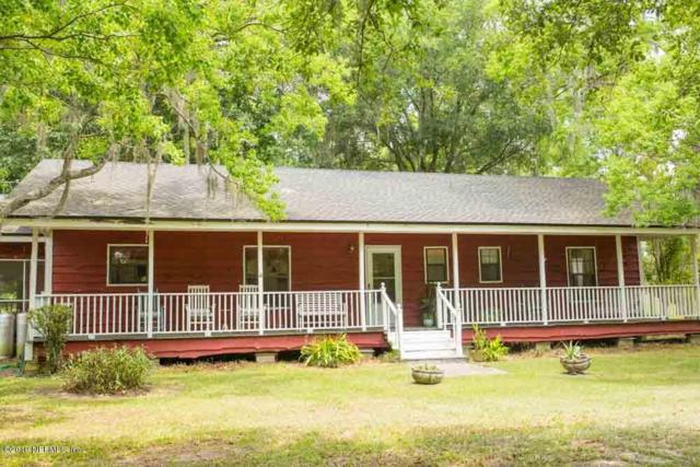 1547 SE 97TH St, Starke, FL 32091 (MLS #996683) :: Jacksonville Realty & Financial Services, Inc.