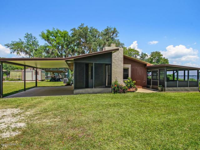 550 Cedar Creek Rd, Palatka, FL 32177 (MLS #996684) :: Florida Homes Realty & Mortgage