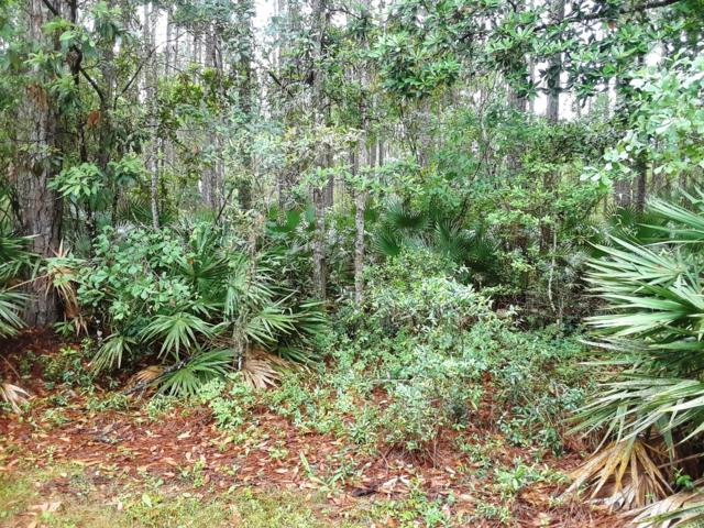 2700 C H Arnold Lot 15 E Rd, St Augustine, FL 32092 (MLS #996841) :: Memory Hopkins Real Estate