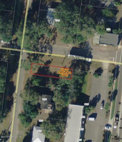 802 S 7TH St, Fernandina Beach, FL 32034 (MLS #996934) :: Ponte Vedra Club Realty | Kathleen Floryan