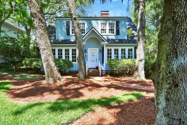 1202 Palmer Ter, Jacksonville, FL 32207 (MLS #997031) :: The Every Corner Team | RE/MAX Watermarke