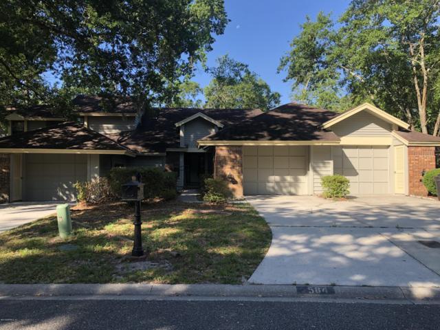 584 Pine Forest Trl, Orange Park, FL 32073 (MLS #997153) :: EXIT Real Estate Gallery
