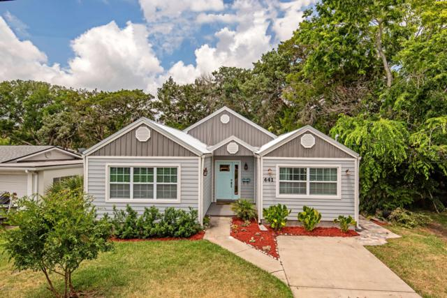 441 Arricola Ave, St Augustine, FL 32080 (MLS #997166) :: Florida Homes Realty & Mortgage