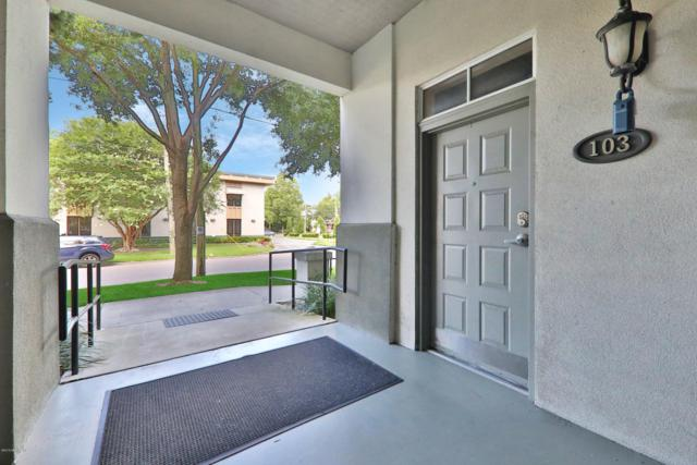 2064 Herschel St #103, Jacksonville, FL 32204 (MLS #997197) :: Noah Bailey Real Estate Group