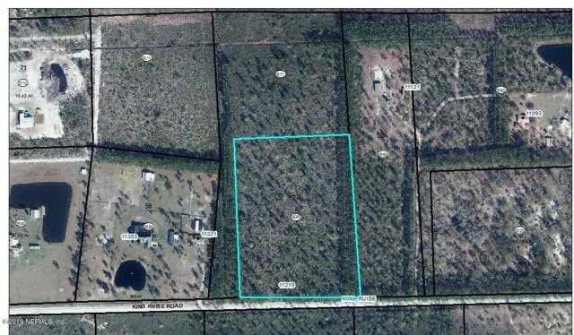 LOT 57A King Ruise Rd, Glen St. Mary, FL 32040 (MLS #997229) :: Jacksonville Realty & Financial Services, Inc.