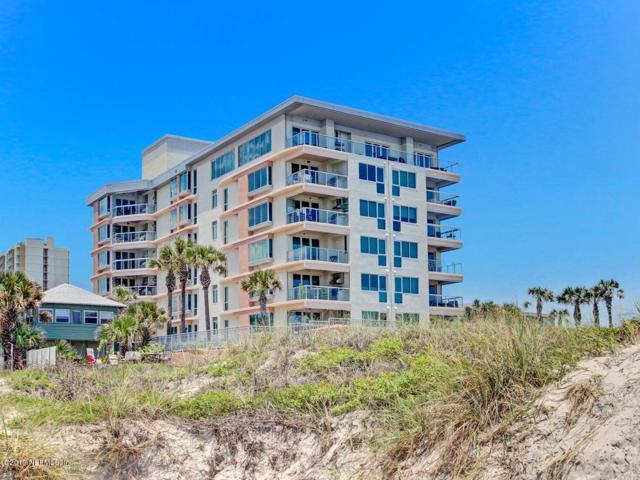123 1ST St S #702, Jacksonville Beach, FL 32250 (MLS #997255) :: Ponte Vedra Club Realty