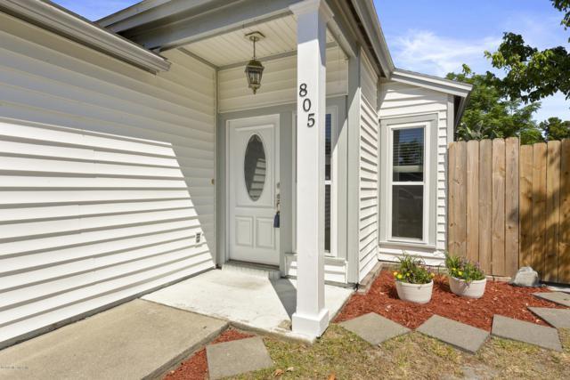 805 Candleknoll Ln, Jacksonville, FL 32225 (MLS #997363) :: Florida Homes Realty & Mortgage