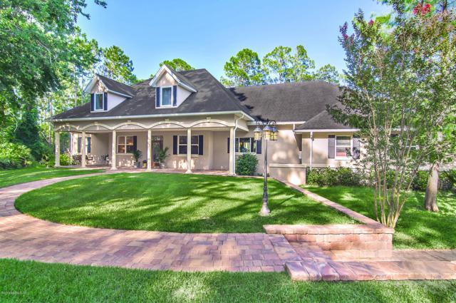 6908 Cypress Lake Ct, St Augustine, FL 32086 (MLS #997377) :: Summit Realty Partners, LLC