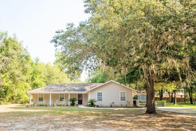 273 SE 71ST St, Starke, FL 32091 (MLS #997768) :: EXIT Real Estate Gallery