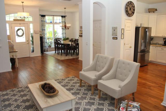 903 Garrison Dr, St Augustine, FL 32092 (MLS #998157) :: Noah Bailey Real Estate Group