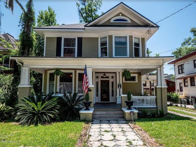 2772 Riverside Ave, Jacksonville, FL 32205 (MLS #998245) :: Noah Bailey Real Estate Group