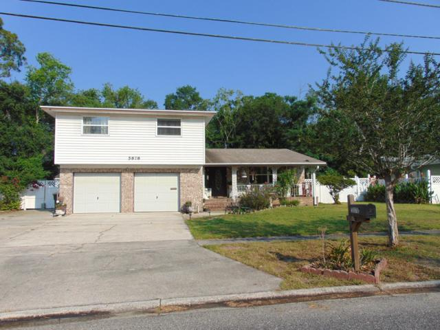 5878 Renault Dr W, Jacksonville, FL 32244 (MLS #998298) :: Noah Bailey Real Estate Group