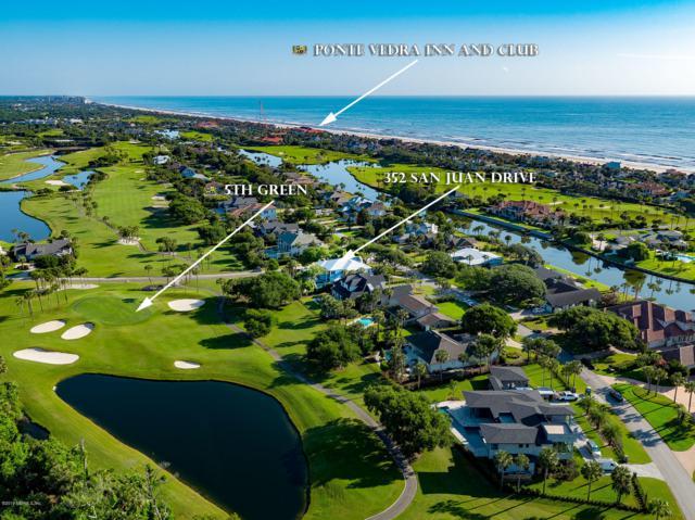 352 San Juan Dr, Ponte Vedra Beach, FL 32082 (MLS #998373) :: eXp Realty LLC | Kathleen Floryan